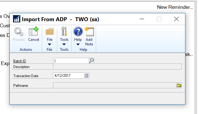 Adp Software